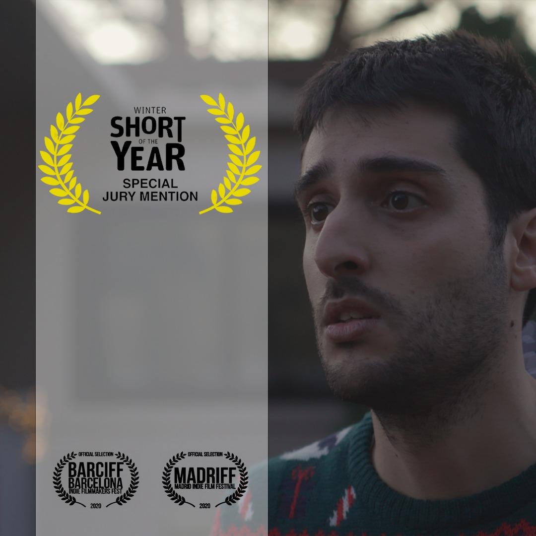 Estaba cantado cortometaje Cristian Casado Short of The Year