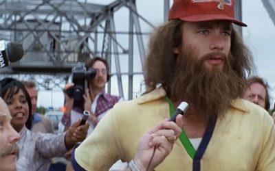 """""""Tenía ganas de correr"""" La magistral escena de Forrest Gump."""