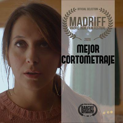 Estaba Cantado cortometraje Madriff Cristian Casado
