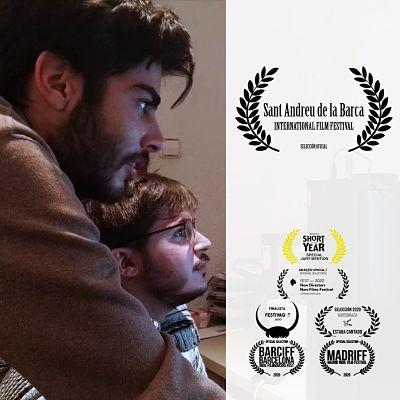 Estaba Cantado cortometraje New Films Festival Cristian Casado